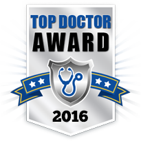 top doctor award 2016